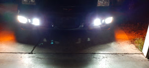 C5 Corvette fog light Cannons