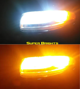 "Switchbacks ""Super Brightz""fits 97-13"