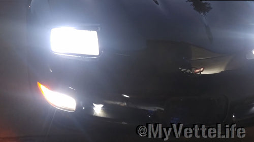 C5 Corvette LED Low Beam