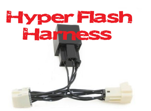 HyperFlash Harness for C5