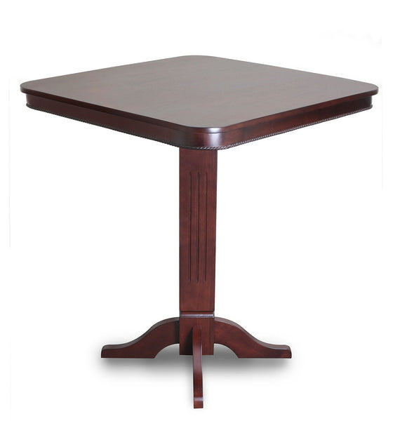 Imperial Pub Table in Mahogany