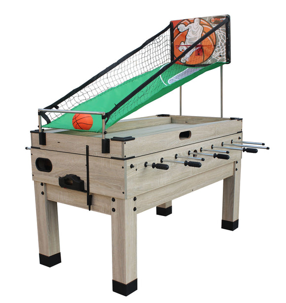 Playcraft Danbury Multi 14-in-1 Game Table Beach