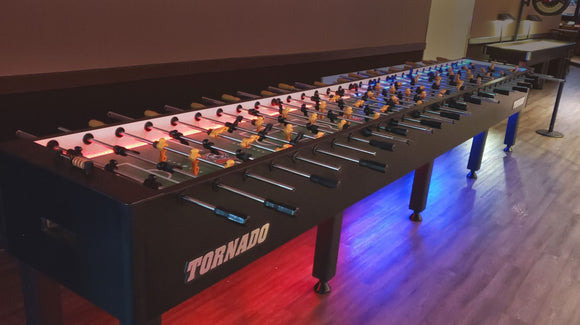 Tornado 16 Player Foosball Table