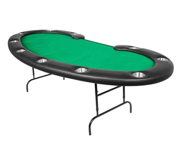 BBO Prestige Folding Leg Poker Table