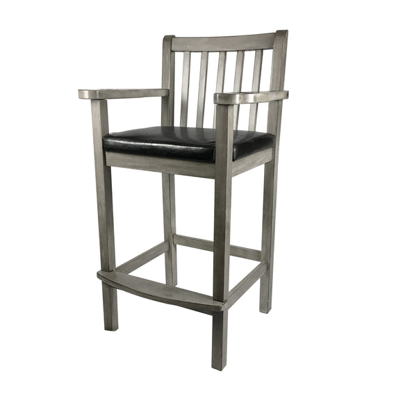 Imperial Spectator Chair in Silver Mist