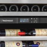 Vinotheque Café Dual Zone MAX Wine Cellar with Steady-Temp™ Cooling (Edge-To-Edge Glass Door)