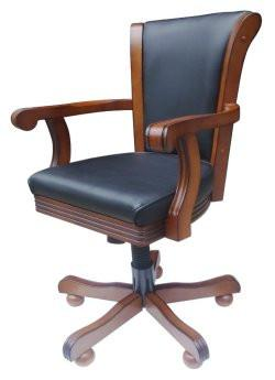 Berner Billiards Chair Conversion - convert your caster chairs into non-rolling