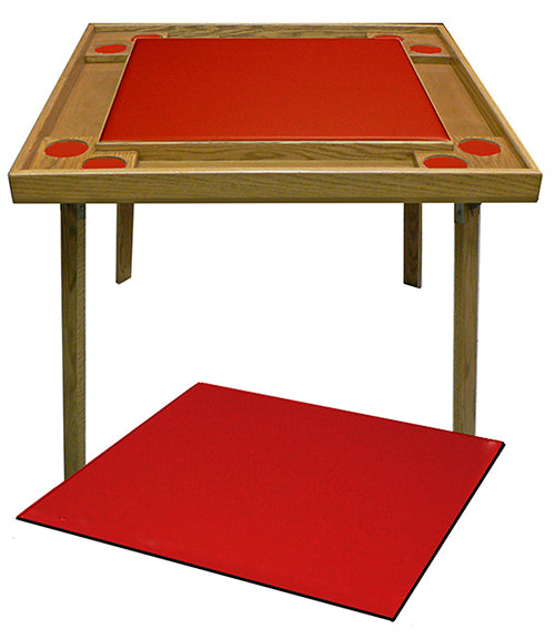 Kestell Oak Game/Card Table Combo