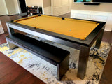 Playcraft Monaco Pool Table Installation