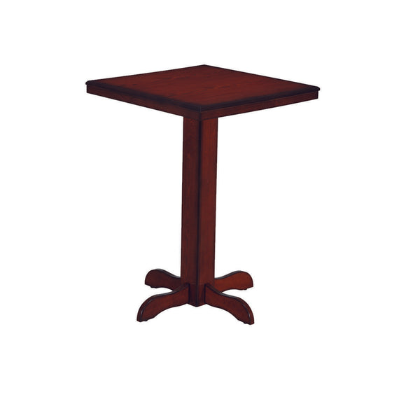RAM Game Room Square Pub Table - English Tudor