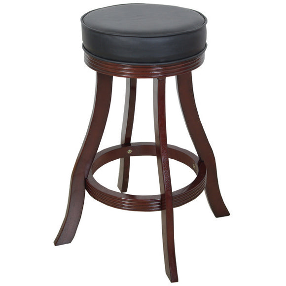 RAM Game Room Backless Barstool - Cappuccino