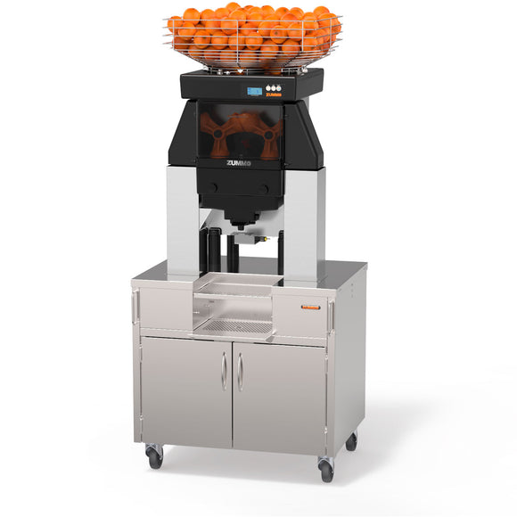 Zummo Citrus Juicer Z40 Nature Adapt Cabinet Plus