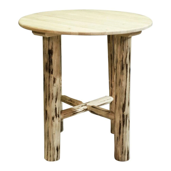 Montana Woodworks Montana Log Bistro Table