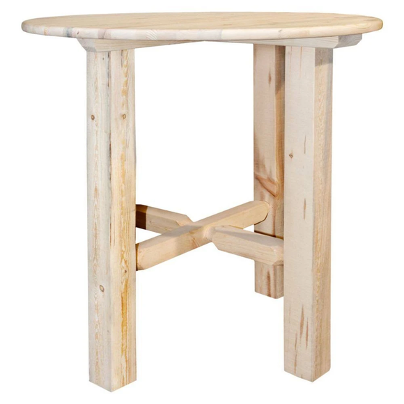 Montana Woodworks Homestead Bistro Table