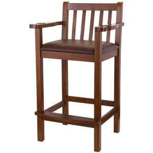 Imperial Spectator Chair in Antique Walnut