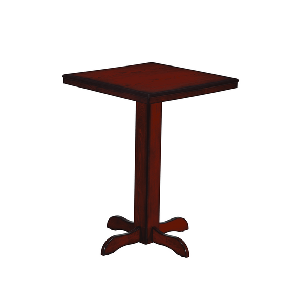 RAM Game Room Square Pub Table - Chestnut