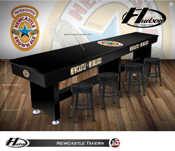 Hudson Newcastle Tavern 9'-22' w/Removable Hard Top