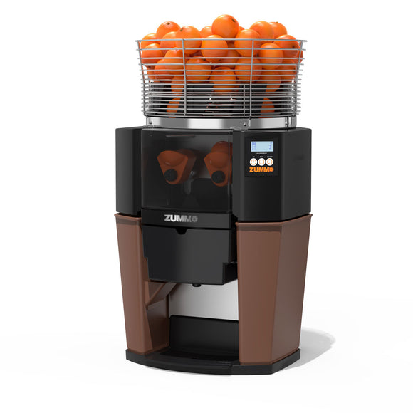 Zummo Citrus Juicer Z14 Nature Brown