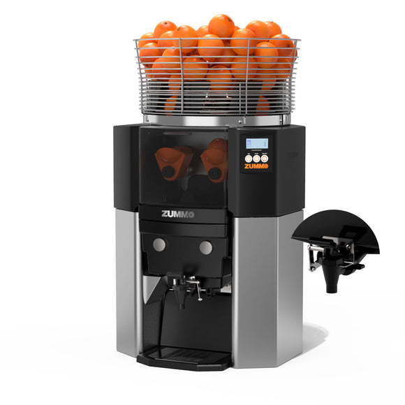 Zummo Citrus Juicer Z14 Nature Inox Self Service