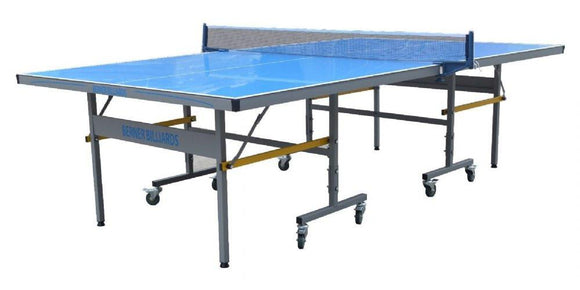 Berner The Florida Outdoor Ping Pong Table in Blue
