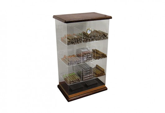 Prestige Import Group ROOSEVELT WOOD cigar humidor