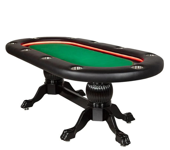 BBO Elite Alpha LED Poker Table