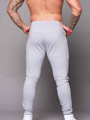 Mens Aesthetic Trackies - Grey