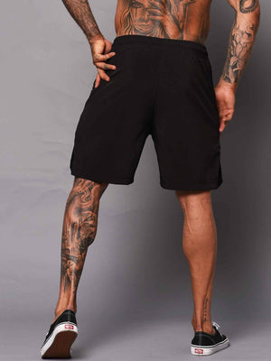 Bodybuilding Shorts - Black