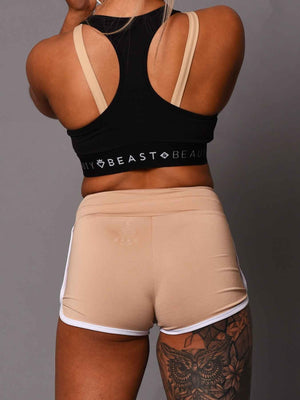 Bootay Shorts - Beige