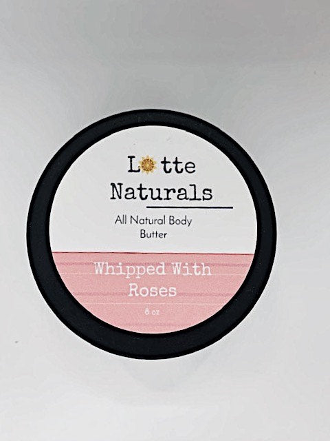 Whipped with Roses Body Butter