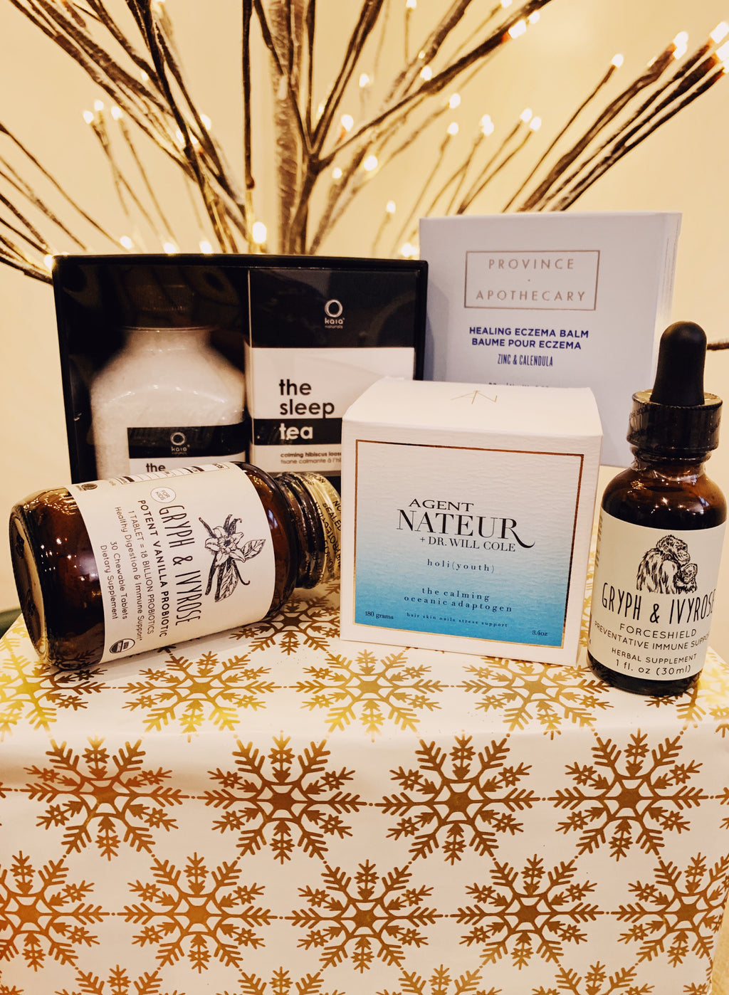 The Wellness Bundle