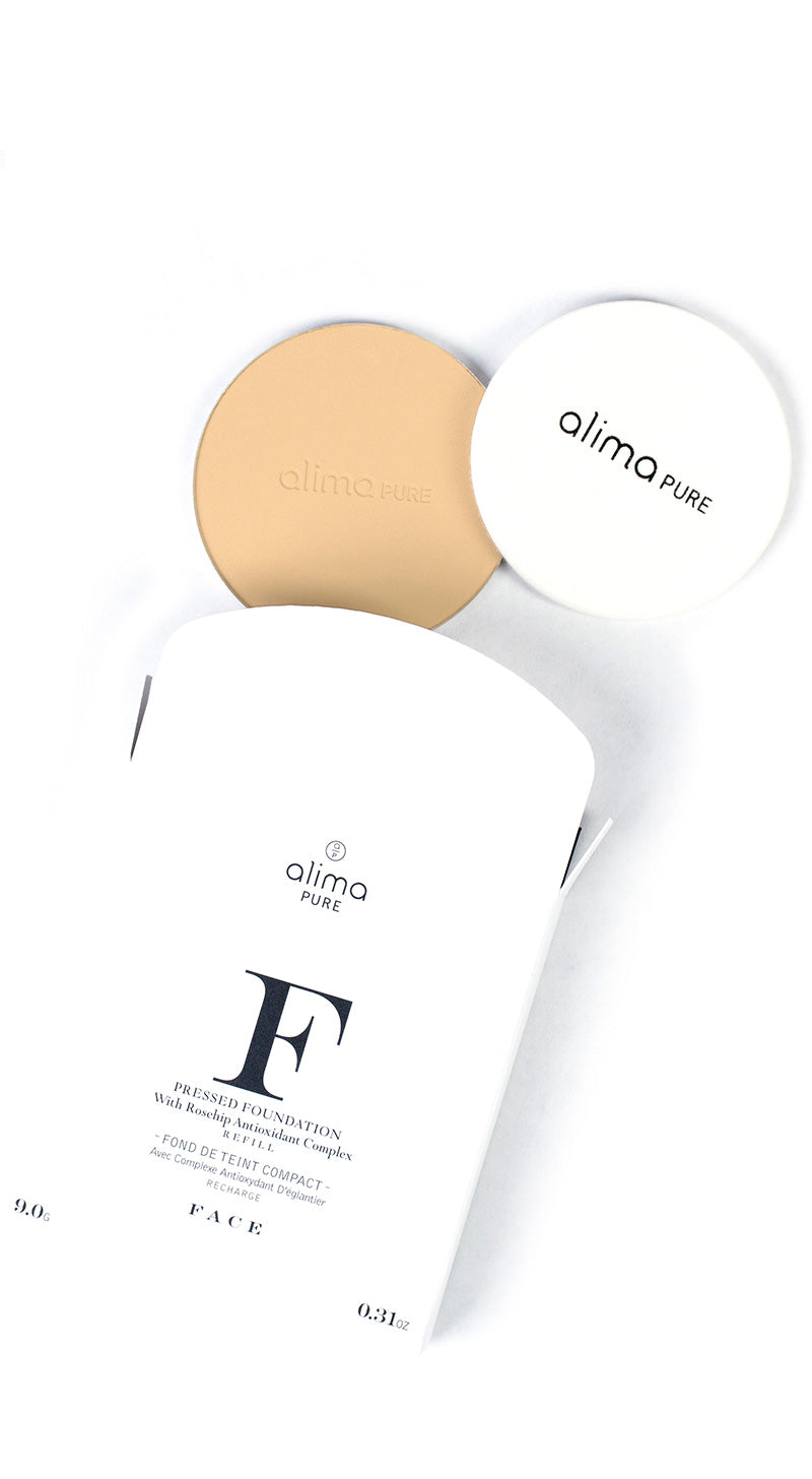 Pressed Foundation Refill