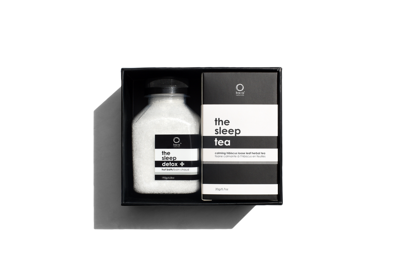 The Takesumi Detox - Sleep Detox Kit