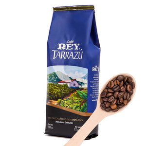 Cafe Rey Tarrazu Premium Whole Bean Coffee 500g/18oz