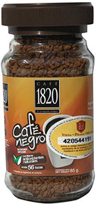 1820 Cafe Negra Instant Coffee