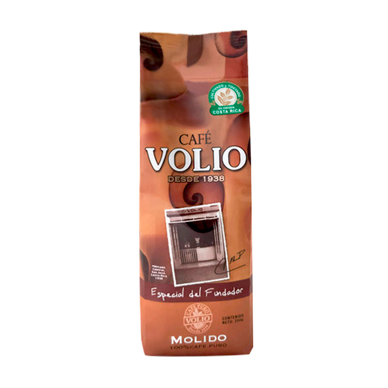Cafe Volio Founders Blend Coffee, 250g/8oz