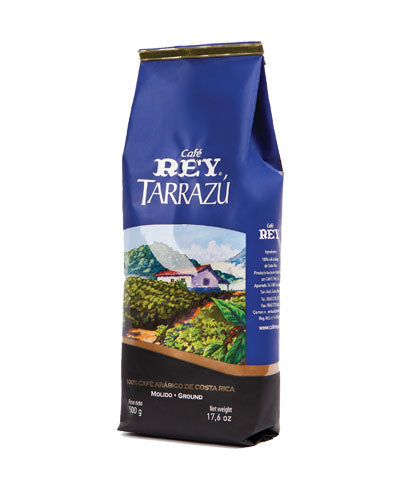Cafe Rey Tarrazu Premium Ground Coffee 500g/18oz