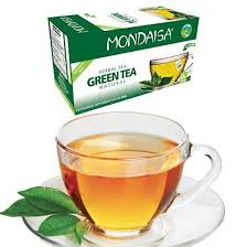 Mondaisa Green Tea With Peppermint