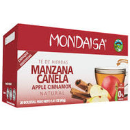 Mondaisa Apple Cinnamon Manzana Canela Tea