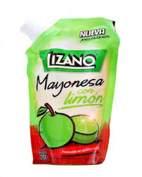 Lizano Mayonesa with Limon