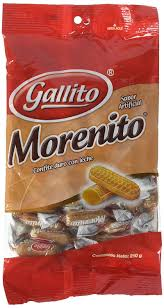 Gallito Morenito Hard Candy