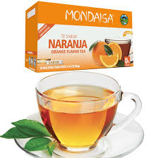 Mondaisa Orange Tea