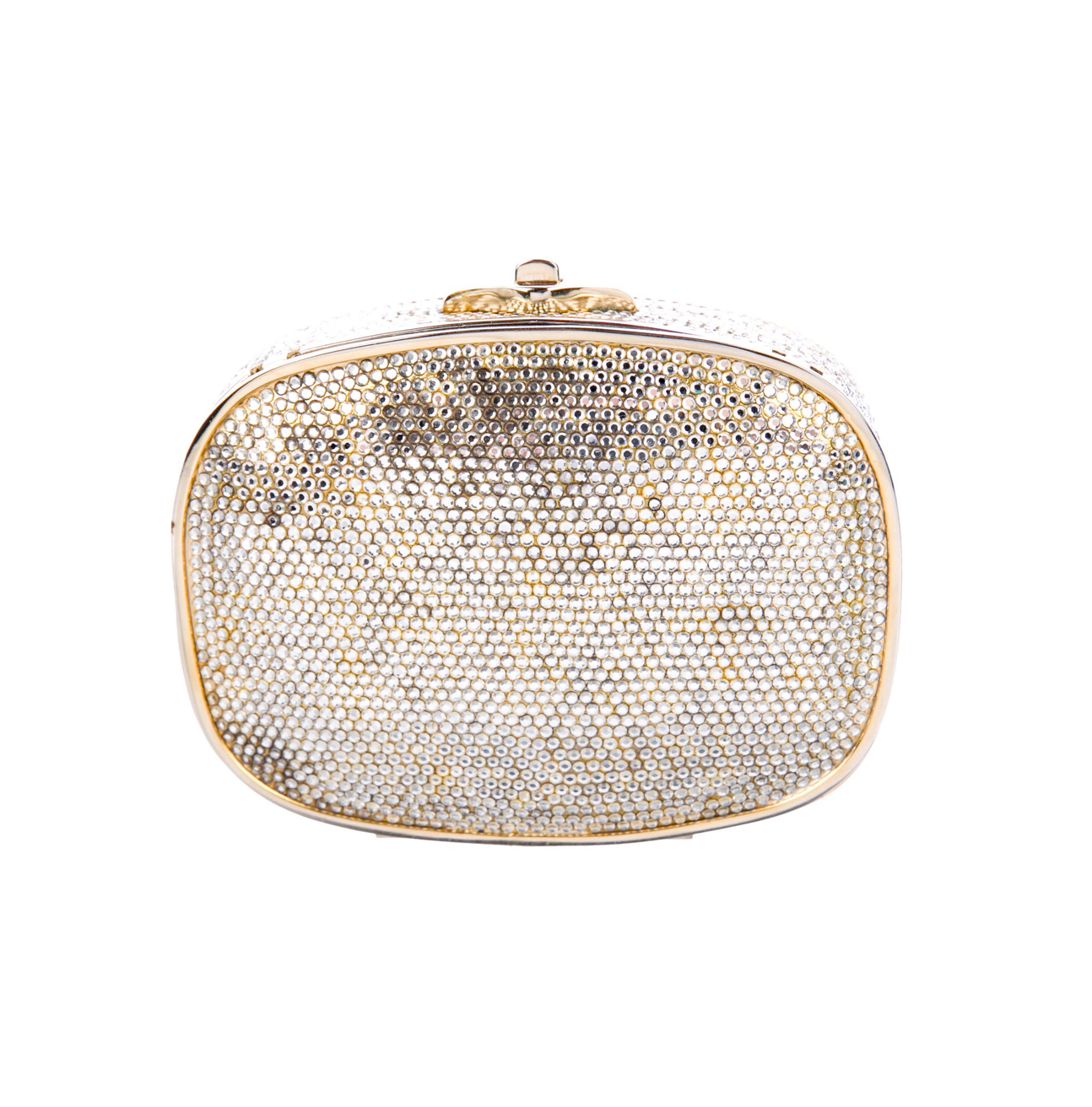 ac50c3591c80d5 Judith Leiber: Crystal-Embellished Minaudiere
