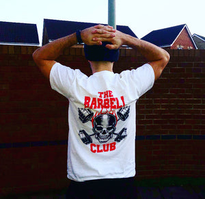 Skull and Barbells T-shirt