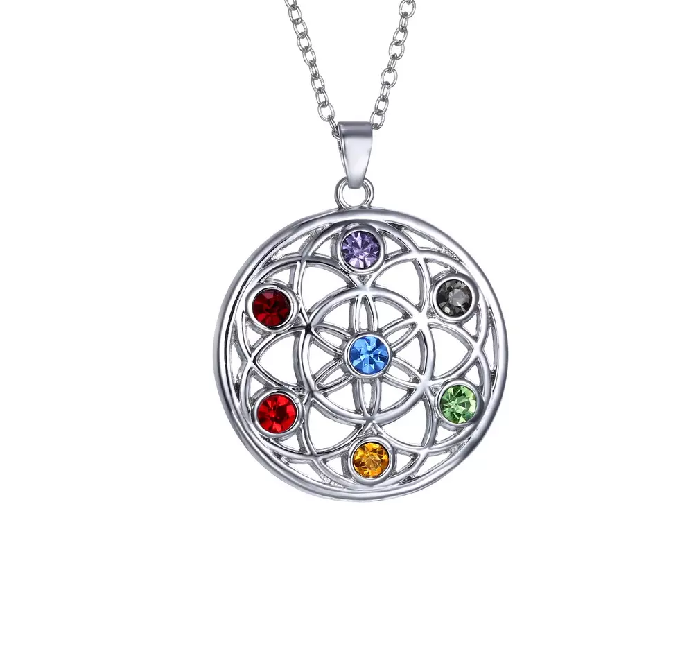 Chakra Pendants: The Perfect Blend of Spirituality and Style
