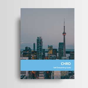 CHRO Self Onboarding Guide