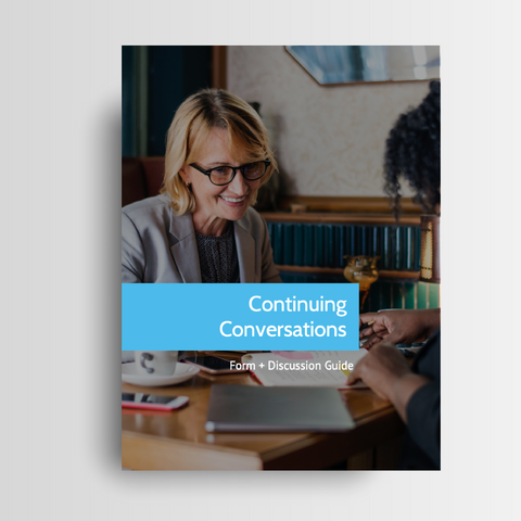Continuing Conversations Guide