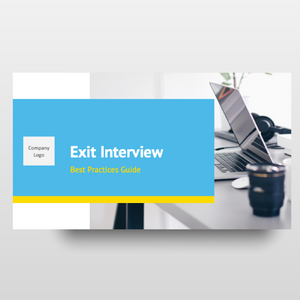 Exit Interview Best Practices Guide