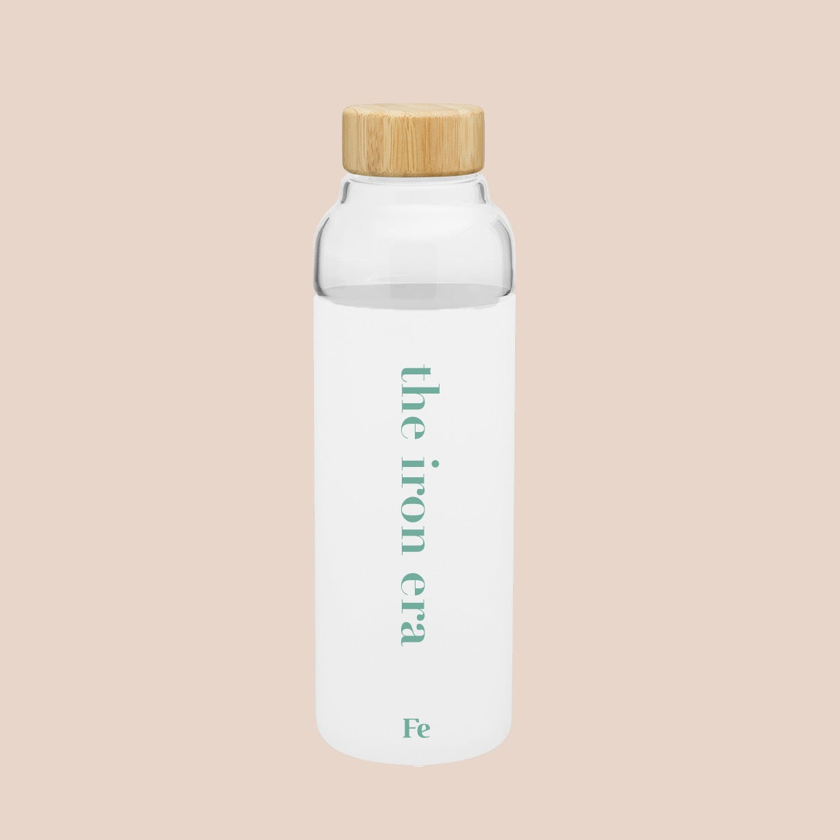 Fe league The Iron Era Water Bottle
