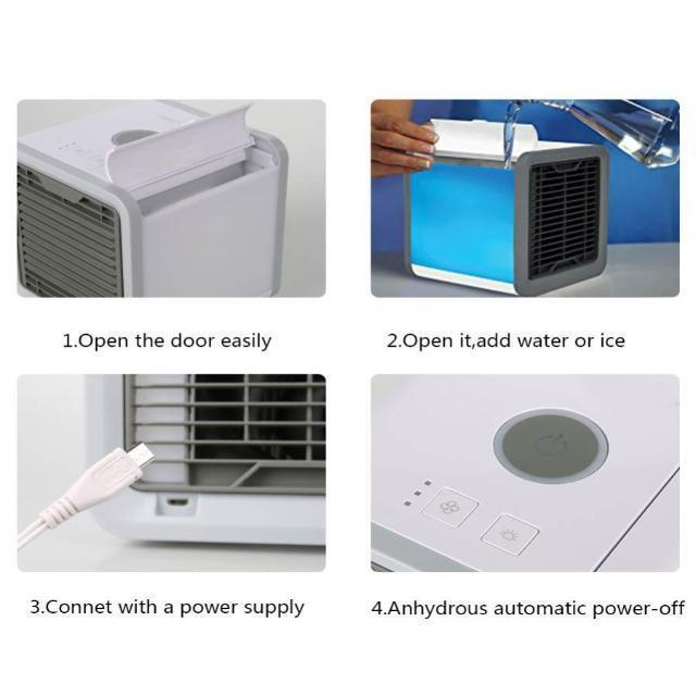 ShockCart AICY: Arctic Air Cooler
